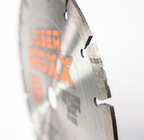 3er-SETNeuentwicklung Laser ROXX Diamanttrennscheibe universalØ 230 x 22