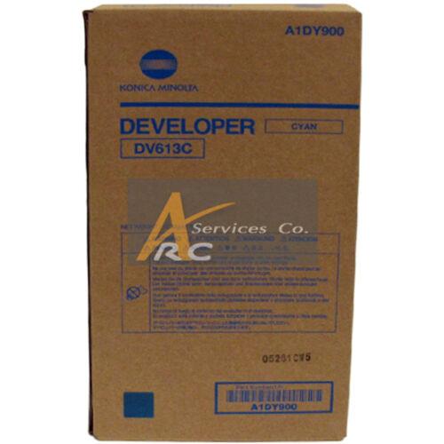 Konica Minolta Bizhub Press C8000 Cyan Developer DV613C A1DY900