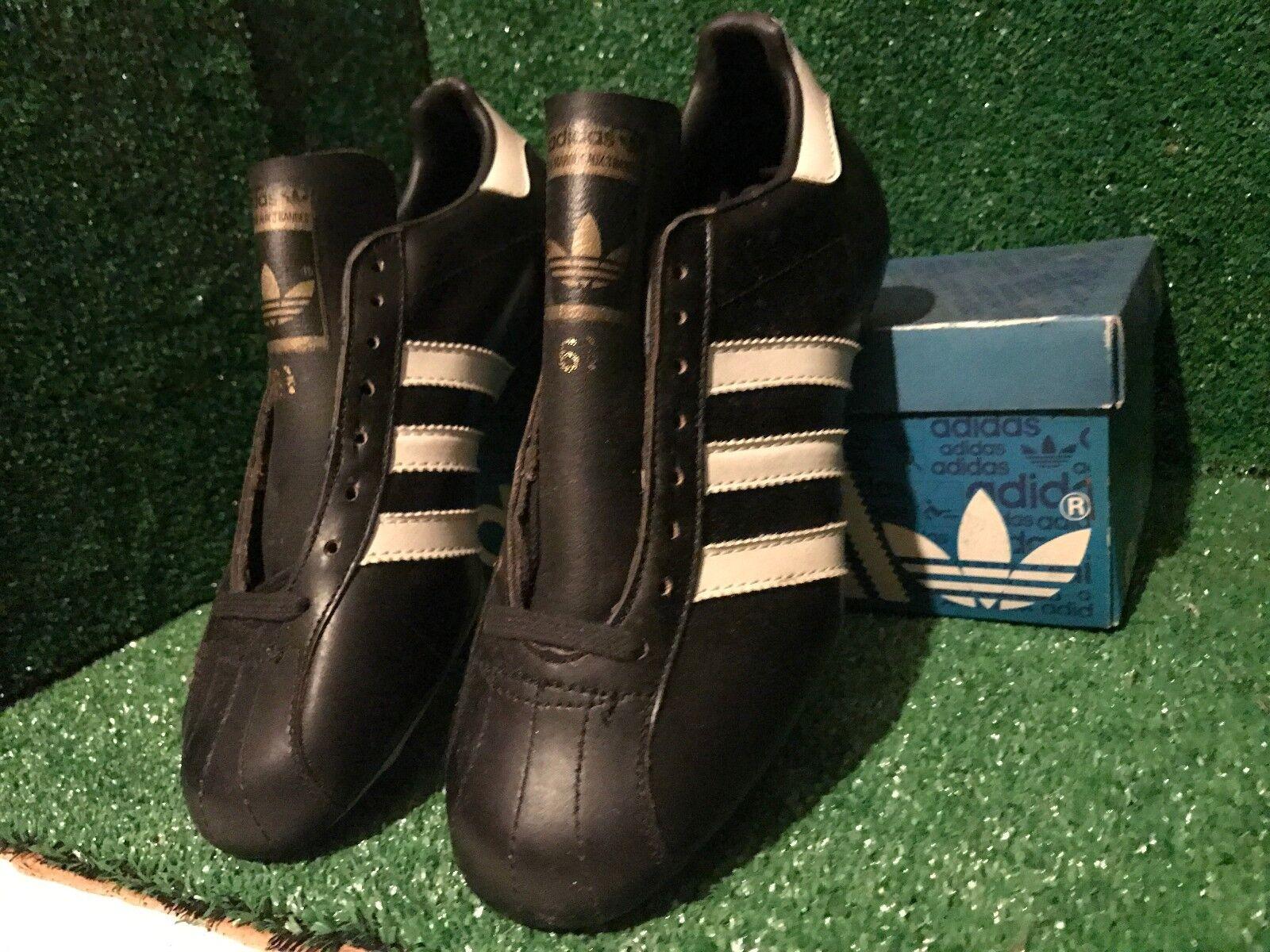 Nuevo Y En Caja Adidas Santa Fe Vintage Fútbol botas Zapatos Botines De Varios Tamaños DEADSTOCK