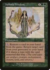 Holistic Wisdom Odyssey PLD Green Rare MAGIC THE GATHERING MTG CARD ABUGames