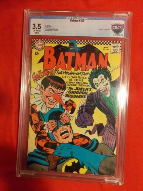 Batman 186 Nov 1966 Dc For Sale Online Ebay