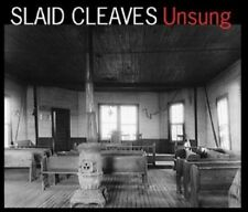 Slaid Cleaves - Unsung [New CD]