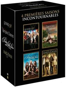 DVD-VAMPIRE-DIARIES-HART-OF-DIXIE-PRETTY-LITTLE-LIARS-GOSSIP-GIRL-SAISON-1