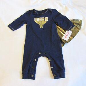 7ef861288967 Cat   Jack Baby Boy Outfit 2 Piece W  Detachable Cape Size NB 0-3M ...