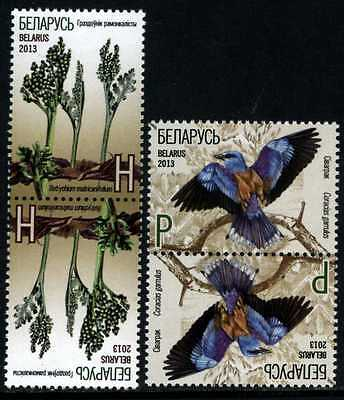 The Red Book Tete-beshe Moonwort Modest 2013 Belarus Mnh Moderate Price European Roller