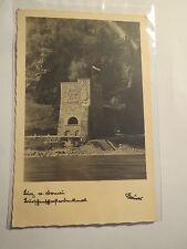 Linz - Burschenschafterturm - 1935 - Ein Volk - Ein Reich / Studentika