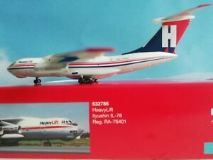 Herpa-Wings-1-500-532785-HeavyLift-Cargo-Airlines-Ilyushin-IL-76