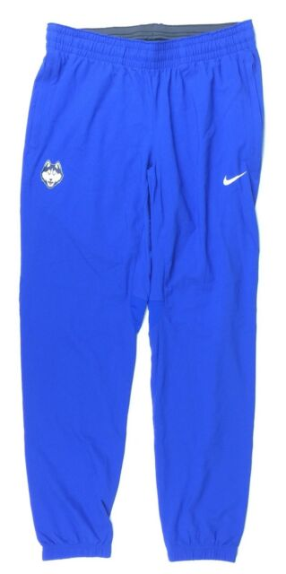 New Nike Women's M UConn Huskies Hyperelite Showtime '17 Basketball Pants $75