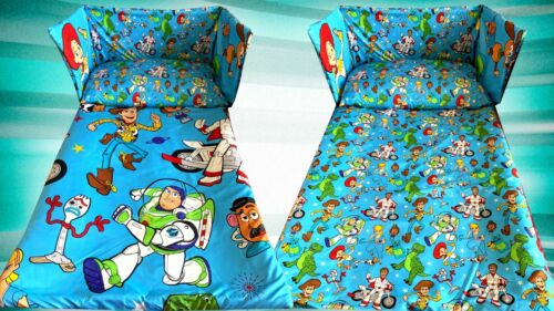 Wood,y Buzz Forky Toy Story 4 BEDDING SET Little Bo Peep