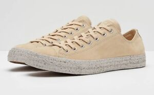 Details about Converse Chuck Taylor All Star OX Light Twine Beige Low Top Sneaker 157603C