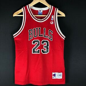 NEUW-Champion-Michael-Air-Jordan-NBA-Basketball-Trikot-Jersey-XI-Gr-XS-Kids