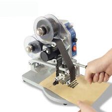 Dy8 Manual Ribbon Coding Machine Hot Foil Stamping Machine Batch Code Printer