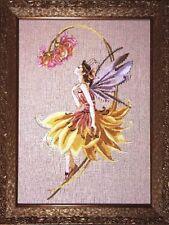 Cross Stitch Chart Pattern Mirabilia The Petal Fairy MD82