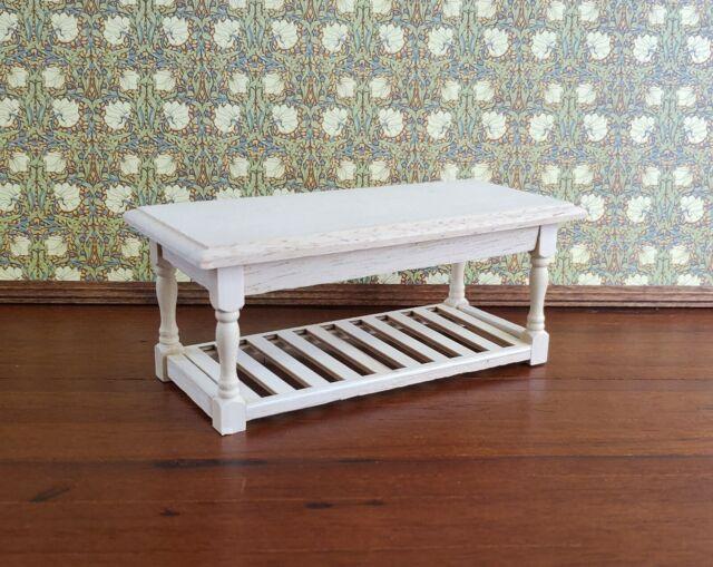 Dollhouse Miniature Unfinished Large, 1 12 Unfinished Dollhouse Furniture