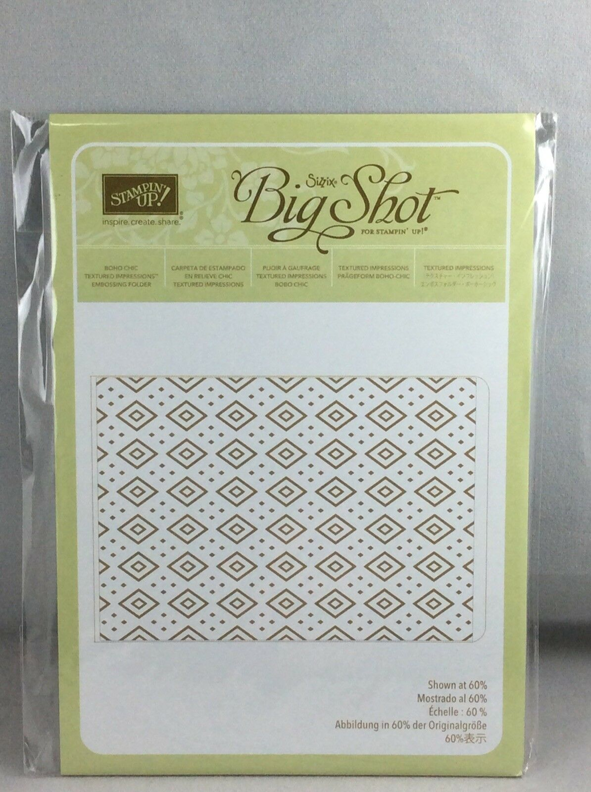 set of 4 BOHO BACKGROUND Stamp Set DotsMedallionFloralFriend Sentiment stamps Stampin/' Up