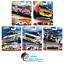 Hot-Wheels-Premium-2019-Car-Culture-N-Case-Door-Slammers-Set-of-5-Cars-In-Stock thumbnail 1