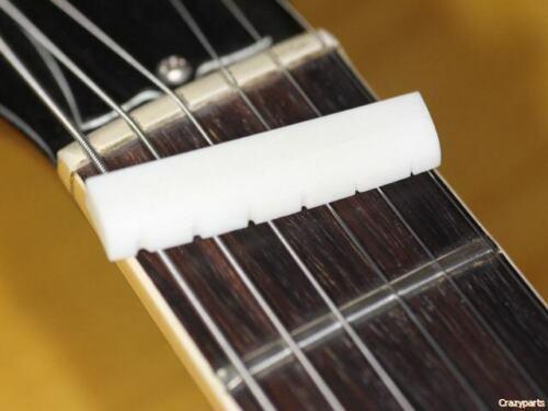 Bone Nut 12/'/' Radius Preshaped fits Gibson®