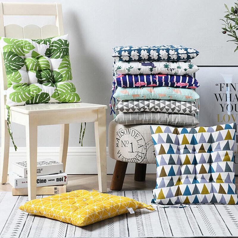 Ribbon Stripe Outdoor Seat Cushion, Hampton Bay Outdoor Furniture Covers