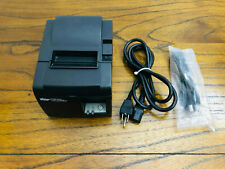 Star Tsp100 Thermal Pos Receipt Printer Amp Usb And Power Cable Fully Tested