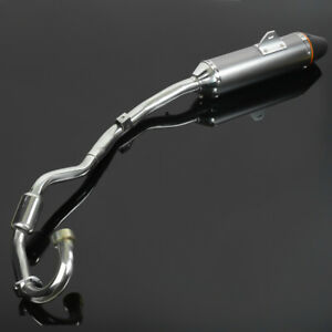 Complete-Muffler-Exhaust-System-Pipe-Slip-On-For-Yamaha-TTR-230-2005-2016-2015