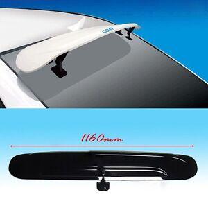 Stock 280 BRS Rear Window Roof Spoiler Wing For 2010~16 KIA CADENZA K7 Sedan