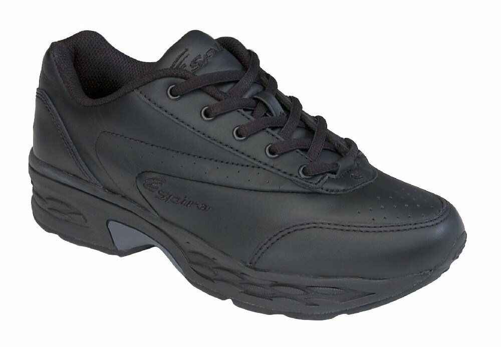 Spira Classic Classic Classic Walker Women's shoes With Springs - Black Black - 10 2e - X-wide 1eb64a