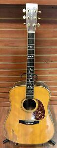 Mountain M 40 Lawsuit Acoustic Guitar Brown