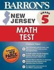 Barron's New Jersey Grade 5 Math Test by Stephanie Tidwell (Paperback / softback, 2015)