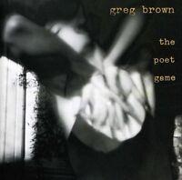 Greg Brown - Poet Game [new Cd]