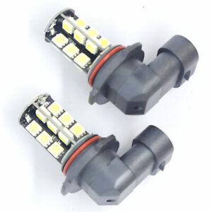 27SMD-9006-HB4-5050-80W-LED-6000K-Super-White-Fog-Driving-light-Bulbs-DRL