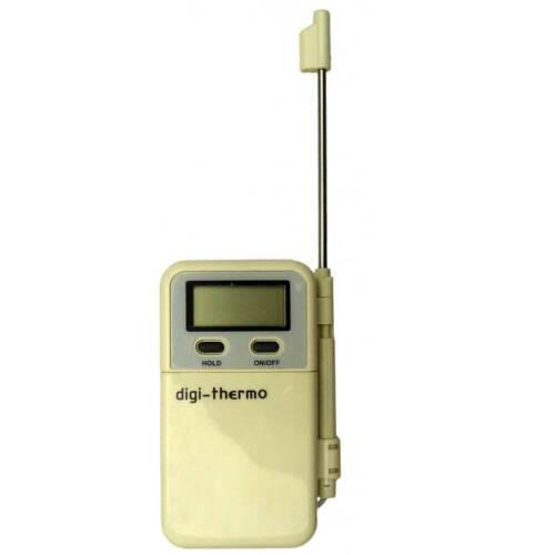 120 C,digital,frigoriste Thermomètre numerique à sonde 50 a