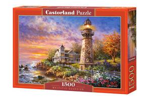 "Castorland Puzzle 1500 Pieces - MAJESTIC GUARDIAN 27""x18.5"" Sealed box C-151790"