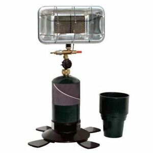 Texsport Golf Cart Propane Heater With Cup Holder Adapter