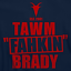 Tom-Brady-is-the-Greatest-of-All-Time-GOAT-New-England-Patriots-MVP-tee-t-shirt miniatura 2