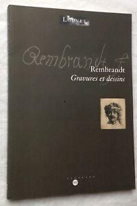 2000-catalogue-expo-REMBRANDT-GRAVURES-ET-DESSINS-coll-E-de-Rotschild-RMN