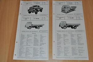 VDA-Typenblatt-LKW-BORGWARD-B-555-B-BO-611-B-622-B-655-Technische-Daten