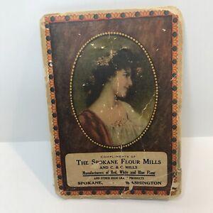 Spokane Flour Mills - Recipe Book - Red White & Blue Flour - FREE SHIPPING