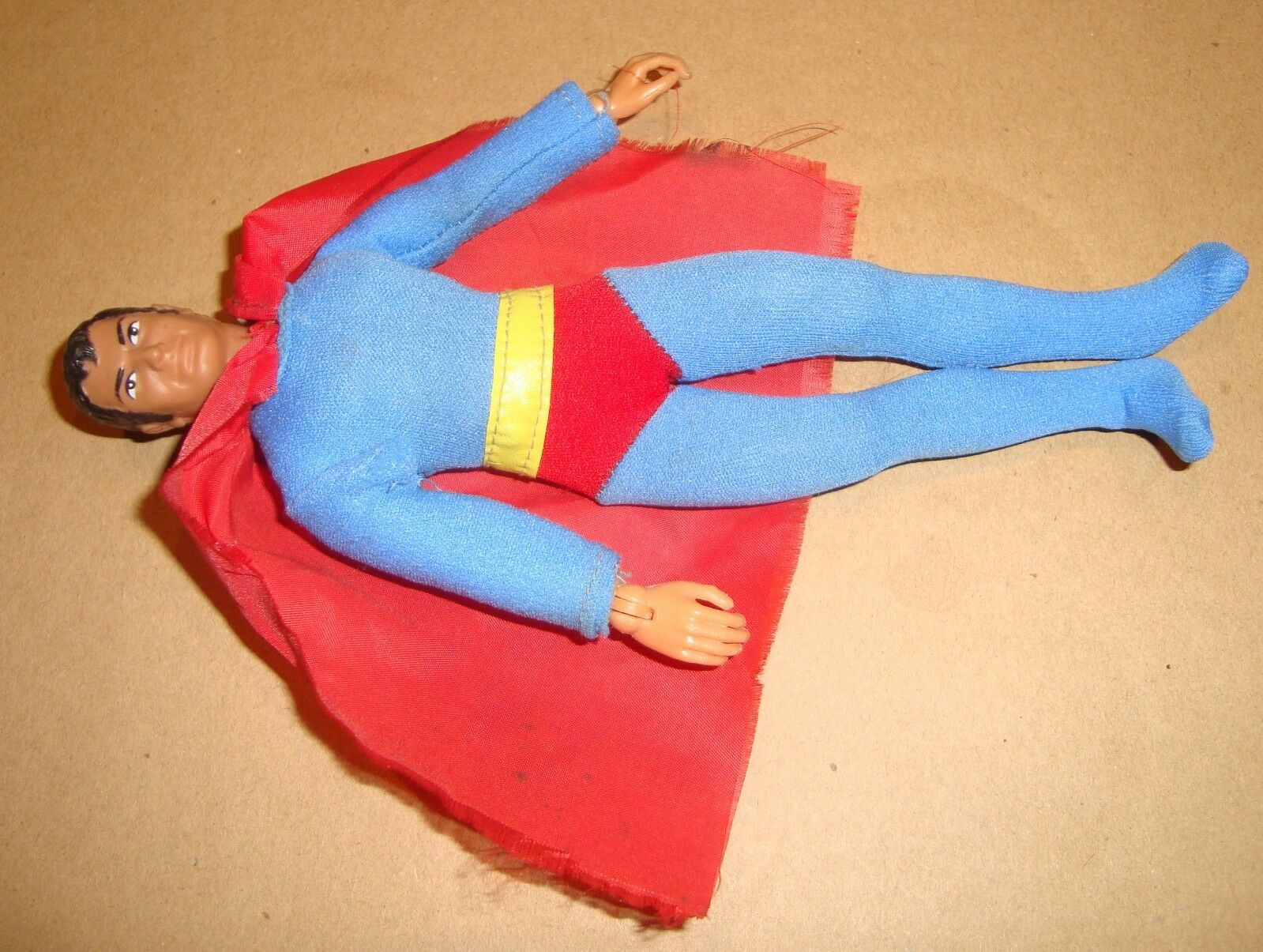 MEGO WORLD'S GREATEST SUPER-HEROES SUPERMAN MEGO CORP. 1974