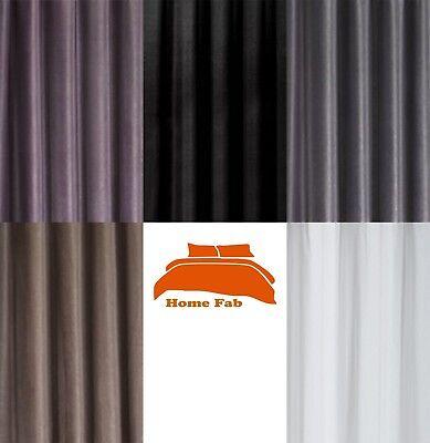 Bello Texured 3 Pass Termica Blackout Curtain Fodera Tessuto Materiale 150 Cm Ampia-mostra Il Titolo Originale Materiali Di Alta Qualità