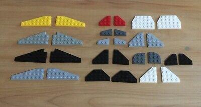 // Lego Lot Of 6 Seats// Blue Race Car// House// Spaceship// Plane// Star Wars //