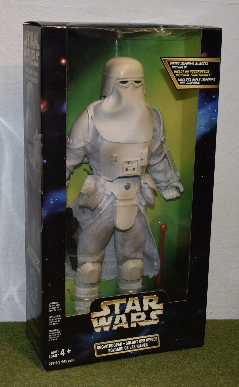 STAR WARS ACTION COLLECTION 12  SNOWTROOPER