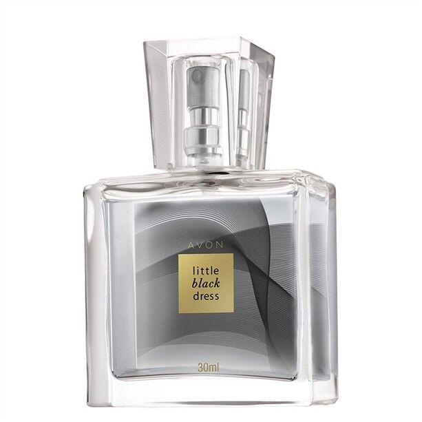 Avon Little Black Dress Eau De Parfum Travel Spray Perfume 30ml Ebay