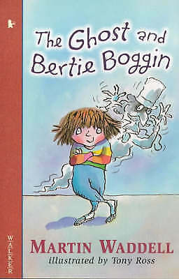 Waddell, Martin, The Ghost and Bertie Boggin (A Walker story book), Very Good Bo