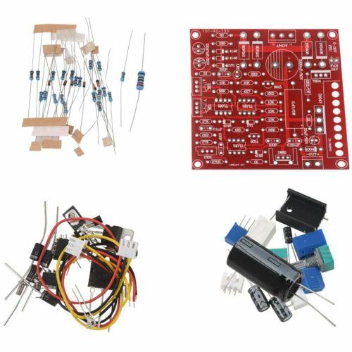 Rot 0-30V 2MA-3A Stufenlos Regulierbares DC-Netzteil DIY Kit PCB X4F9