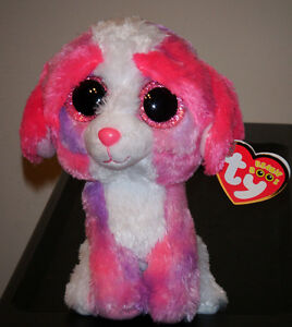 2b8846d46be Image is loading Ty-Beanie-Boo-SHERBET-the-Multicolor-Dog-6-