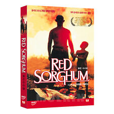 Red Sorghum (1988) DVD - Yimou Zhang, Li Gong (*New *Sealed *All Region)