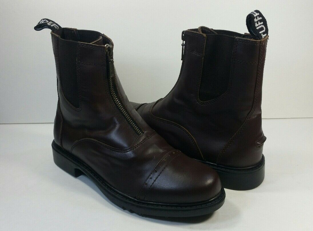 TUFFRIDER Woemn's Woemn's Woemn's Burgundy Ankle Boots - Size 8.5 50b901