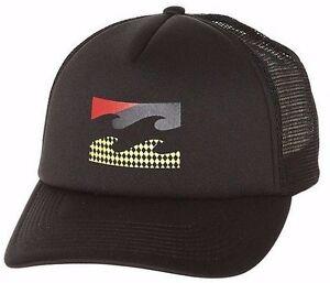 Men-039-s-BILLABONG-Wave-Snap-Back-Trucker-Cap-One-Size-NWT-RRP-29-99