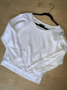 Sanctuary-White-Sweatshirt-XS-LG132
