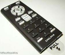 Roady XT Delphi XM Radio Black Remote Control Skyfi3